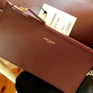 "Yves Saint Laurent Bags - Yves Saint Laurent ""Shopping"" Leather Tote-"